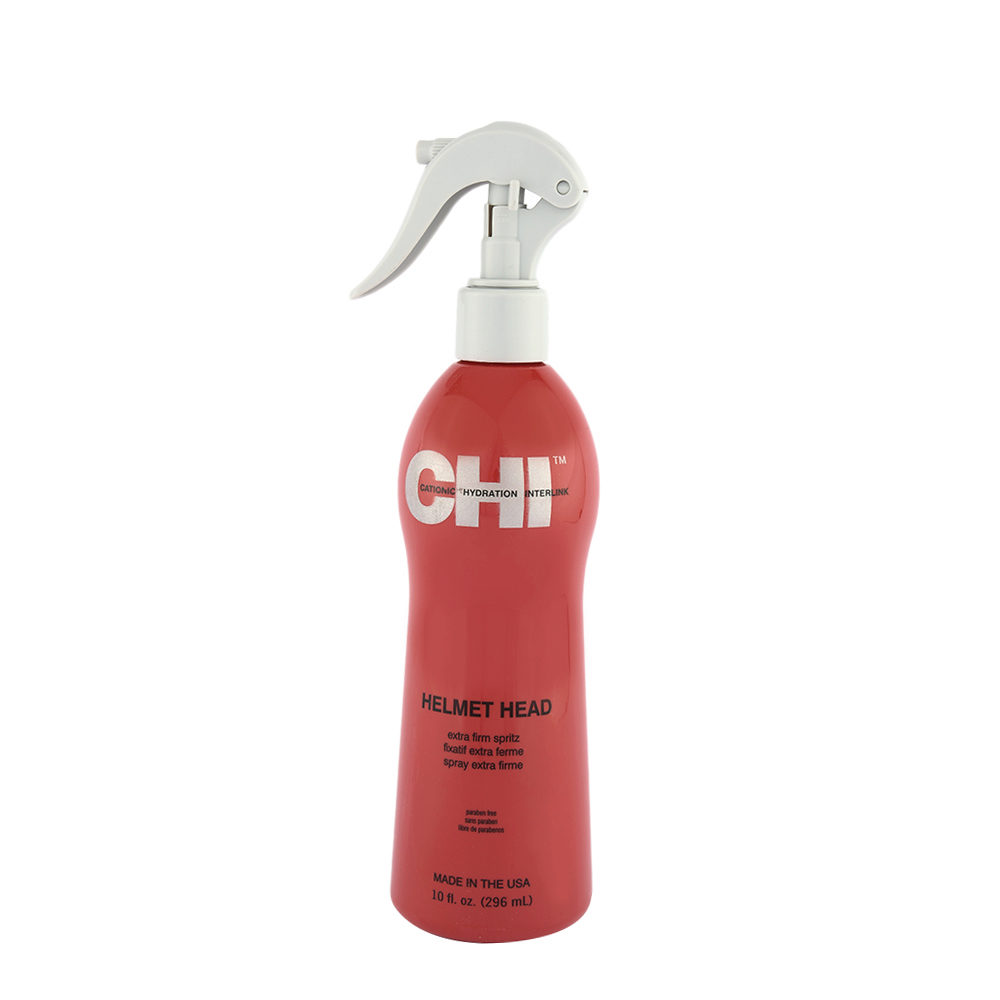 CHI Styling and Finish Helmet Head Spritz 296ml - fixatif extra ferme