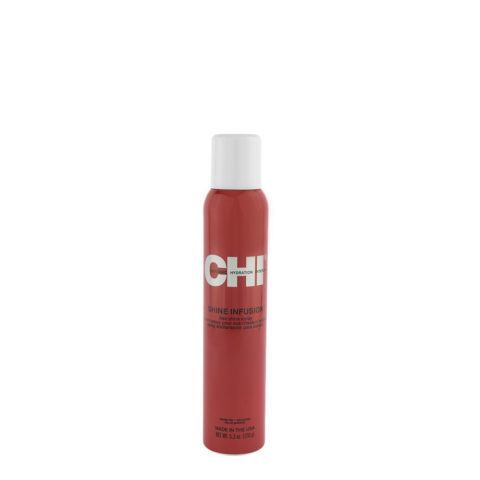CHI Styling and Finish Shine Infusion Spray 150gr - vaporisateur pour des cheveux brillant
