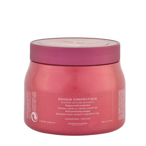 Kerastase Reflection Masque Chromatique thick hair 500ml - Masque cheveux colorés et épais
