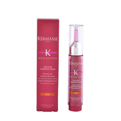 Kerastase New Réflection Touche Chromatique Copper 10ml - Cuivre
