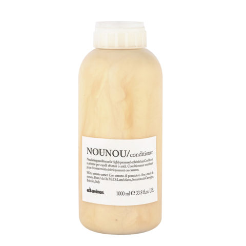 Davines Essential hair care Nounou Conditioner 1000ml - Conditionneur nourrissant