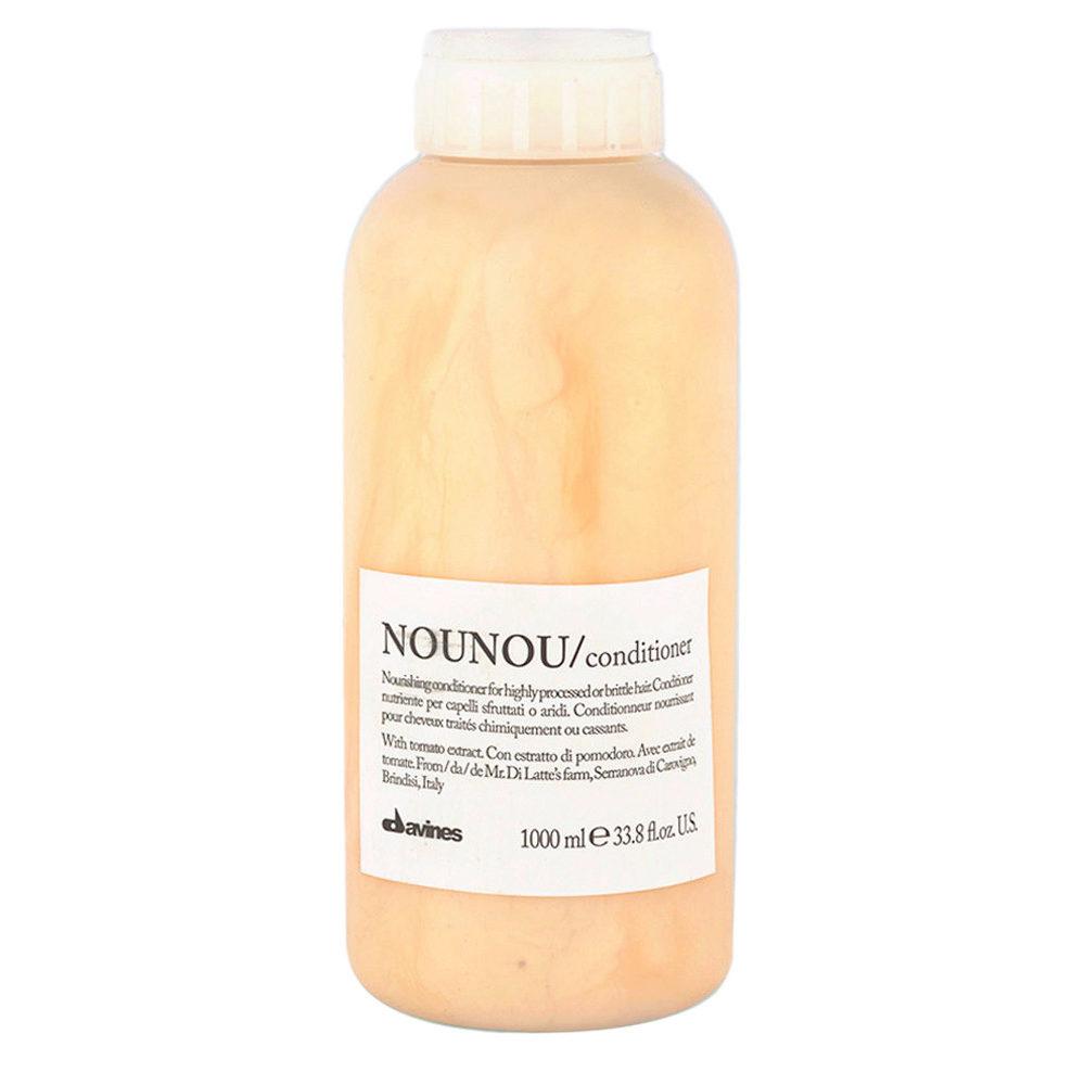 Davines Essential hair care Nounou Conditioner 1000ml - Conditionneur nourrissant