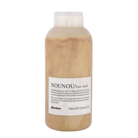Davines Essential hair care Nounou Hair Mask 1000ml - Masque réparateur et nourrissant