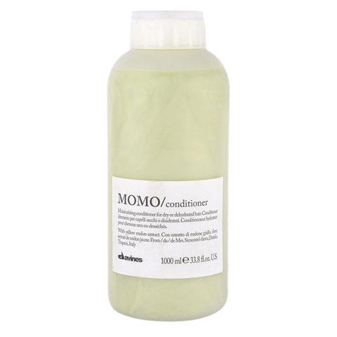 Davines Essential hair care Momo Conditioner 1000ml - Conditionneur hydratant