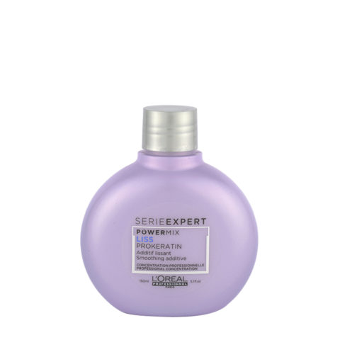 L'Oreal Powermix Liss ProKeratin Smoothing Additive 150ml - Additif Lissant