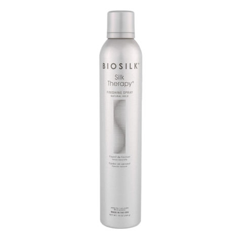 Biosilk Silk Therapy Styling Finishing Spray Natural Hold 284gr