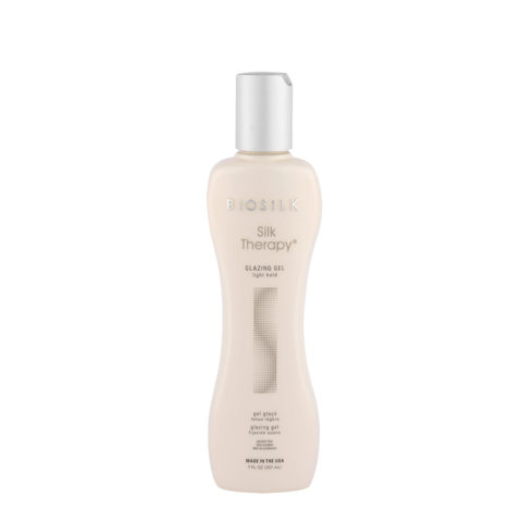 Biosilk Silk Therapy Styling Glazing Gel 207ml -  tenue légère