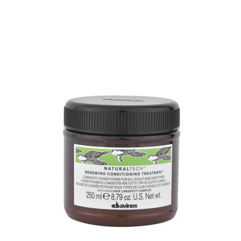 Davines Naturaltech Renewing Conditioning Treatment 250ml - après-shampooing de longévité