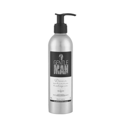 Naturalmente Gentleman Organic shower gel 250ml