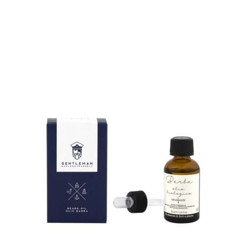 Naturalmente Gentleman Beard Oil 30ml