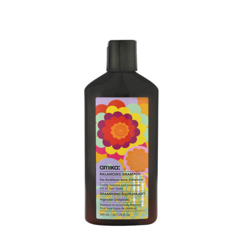 amika: Treatment Balancing Shampoo 300ml