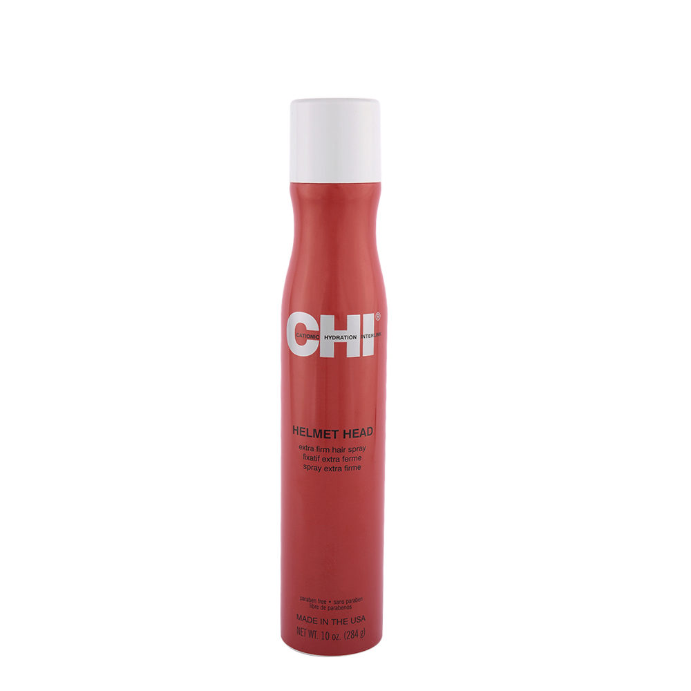 CHI Styling and Finish Helmet Head Extra Firm Hairspray 284gr - Fixatif extra ferme