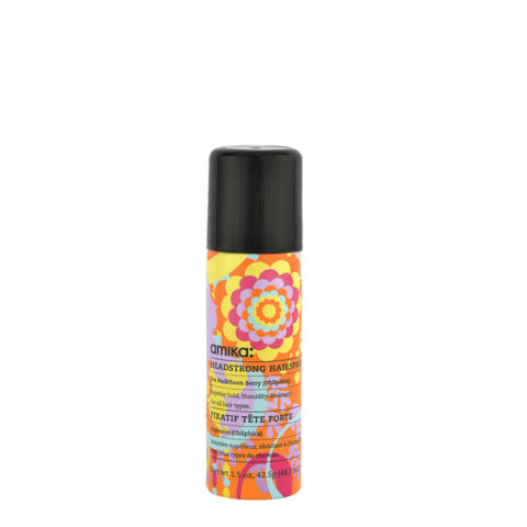 amika: Styling Headstrong Hairspray 48,7ml - laque forte