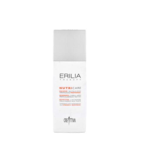 Erilia Nutri care Bagno nutrizione idratazione profonda 250ml - shampooing hydratant