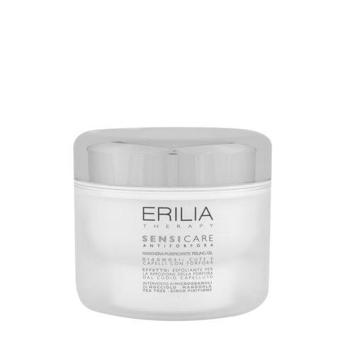 Erilia Sensicare Maschera Purificante Peeling Gel 200ml - masque purifiant