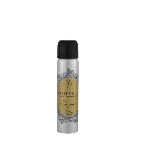 Ykena Parfume Hair Oro Puro 75ml - parfum pour les cheveux