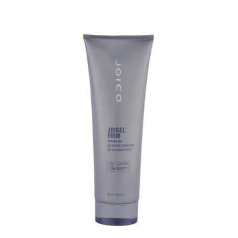 Joico Style & finish JoiGel firm 250ml - Gel coiffant à tenue forte