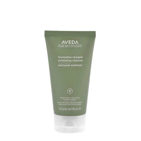 Aveda Skincare Tourmaline Charged Exfoliating Cleanser 150ml - nettoyant exfoliant