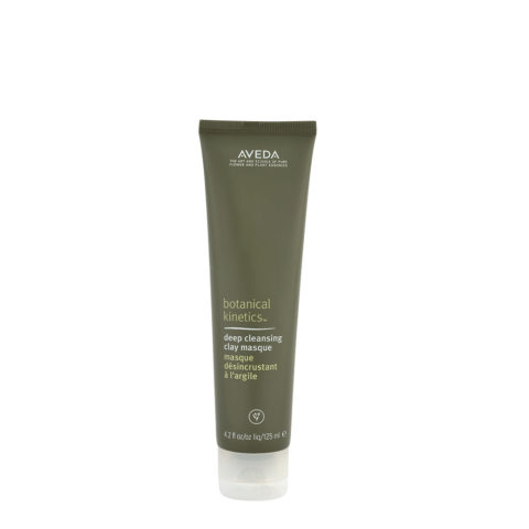 Aveda Skincare Botanical Kinetics Deep Cleansing Clay Masque 125ml - masque désincrustant à l'argile