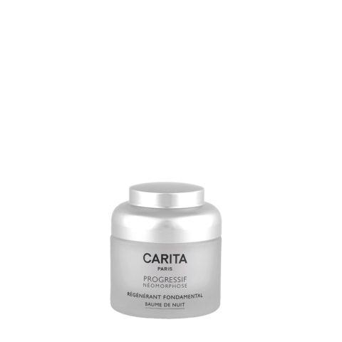 Carita Skincare Progressif Néomorphose Régénérant Fondamental 50ml - baume de nuit reconstituant