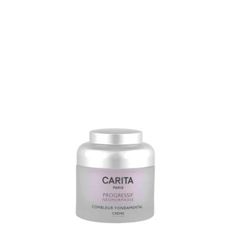 Carita Skincare Progressif Néomorphose Combleur Fondamental Créme Fondante Repulpante 50ml