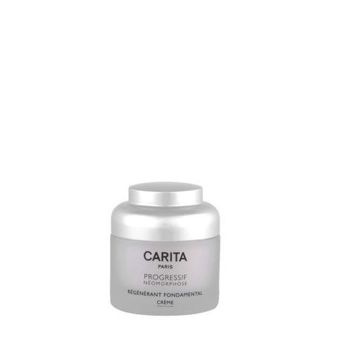 Carita Skincare Progressif Néomorphose Régénérant Fondamental Crème Revitalisante Réparatrice 50ml