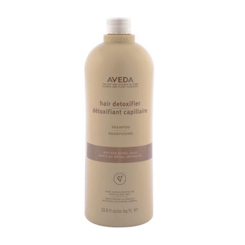 Aveda Hair Detoxifier Shampoo 1000ml - shampooing