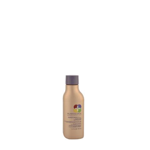 Pureology Super Smooth Conditioner 50ml - pour cheveux colorés indisciplinés