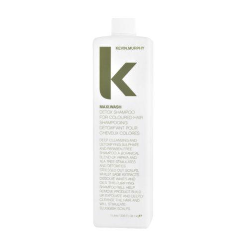 Kevin murphy Shampoo maxi wash 1000ml - Shampooing purifiant