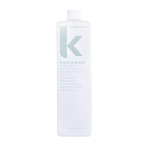 Kevin Murphy Shampoo Stimulate-me wash 1000ml - Shampooing revitalisant