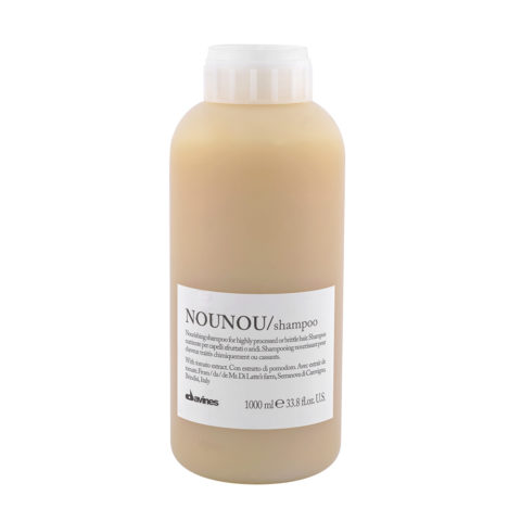 Davines Essential hair care Nounou Shampoo 1000ml - Shampooing réparateur