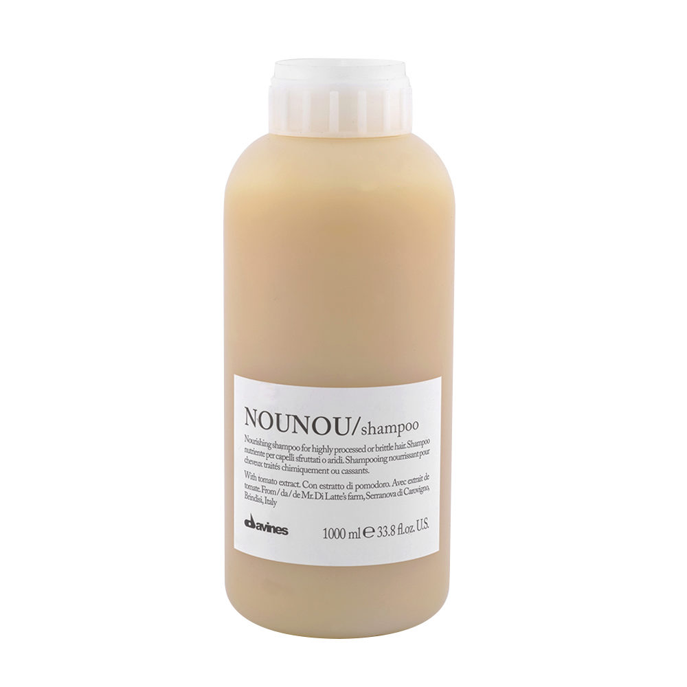 Davines Essential hair care Nounou Shampoo 1000ml - Shampooing réparateur