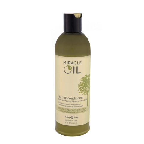 Marrakesh Miracle Oil Tea Tree Conditioner 473ml - après-shampooing à base d'arbre à thé