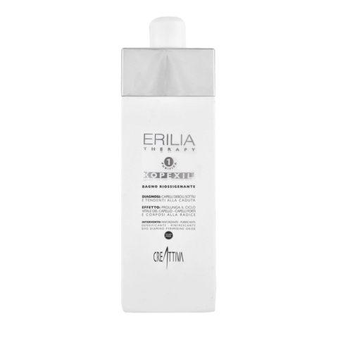Erilia Kopexil Shampooing Reoxygénant 750ml - shampooing cheveux faibles et fins