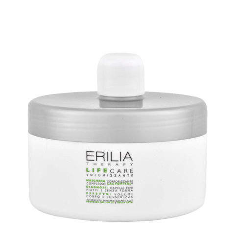 Erilia Life care Maschera Corporizzante Complesso Lactovital 500ml - masque volumateur