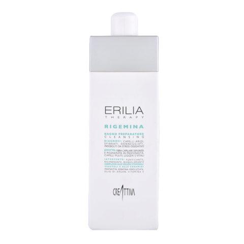 Erilia Therapy Rigemina Cleansing 750ml - shampooing
