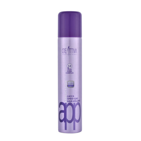 Erilia Creattiva Styling Spray cheveux volume medium 200ml