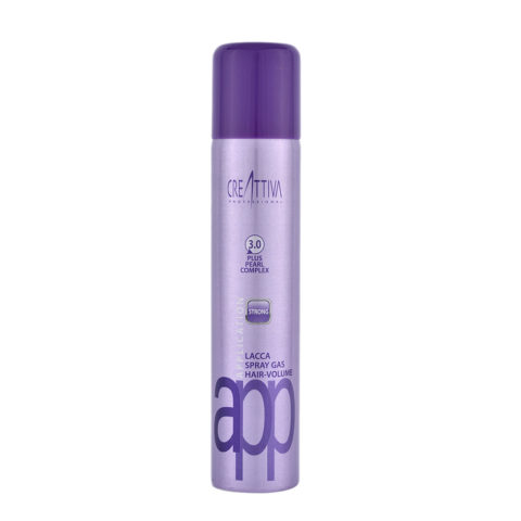 Erilia Creattiva Styling Laque Spray volume forte 200ml - laque fort volume