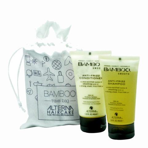 Alterna Bamboo Smooth Shampoo 40ml Conditioner 40ml
