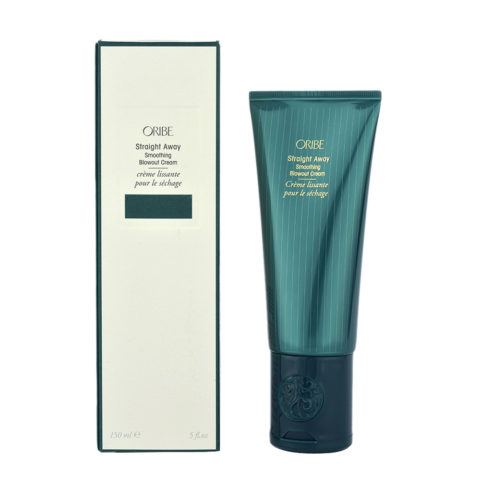 Oribe Styling Straight Away Smoothing blowout Creme 150ml - crème lissante anti-frisottis