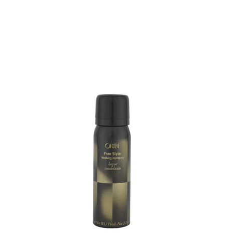 Oribe Styling Free Styler Working Hairspray Travel size 75ml taille voyage