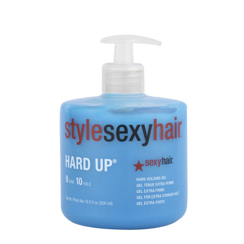 Style Sexy Hair Hard Up Holding Gel 500ml