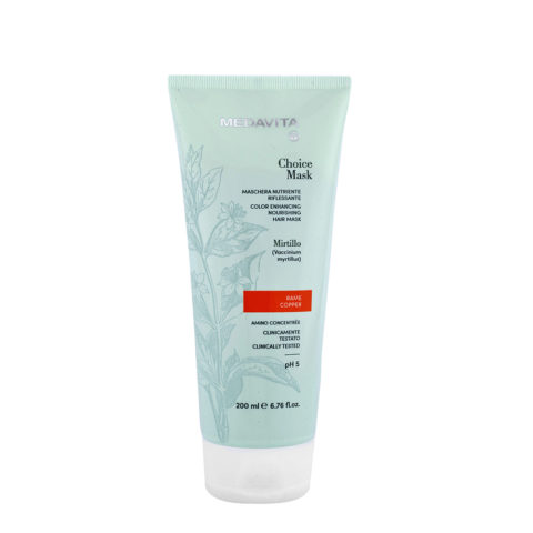 Medavita Lunghezze Choice Mask Cuivre 200ml