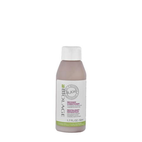 Matrix Biolage RAW Recover Conditioner 50ml - Après-shampooing réparateur