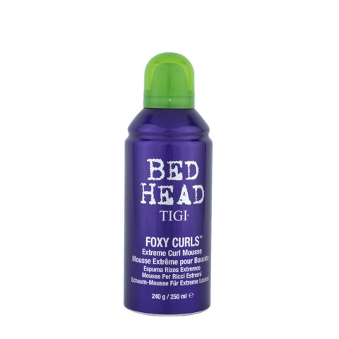 Tigi Bed head Foxy Curls Extreme Curl Mousse 250ml - mousse extreme pour boucles
