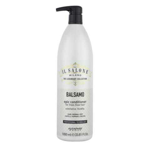 Alfaparf Il salone Epic Conditioner 1000ml - après-shampooing pour cheveux normaux et secs