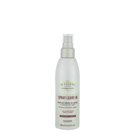 Alfaparf Il Salone Eternal Leave-In Spray 200ml - Spray Sans RinçAge Pour Les Cheveux ColoréS