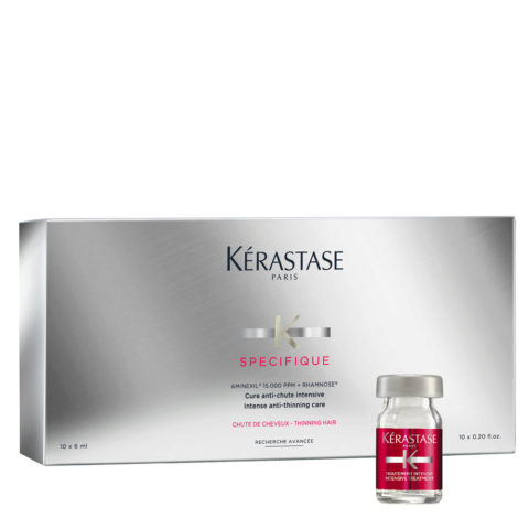 Kerastase Specifique Cure anti chute intensive 10x6ml