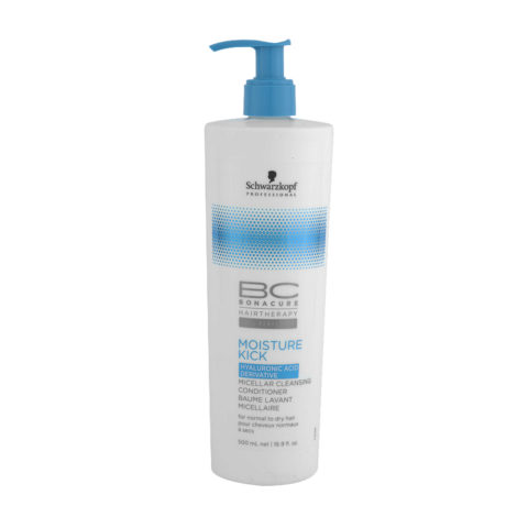 Schwarzkopf BC Bonacure Moisture Kick Cleansing Conditioner 500ml