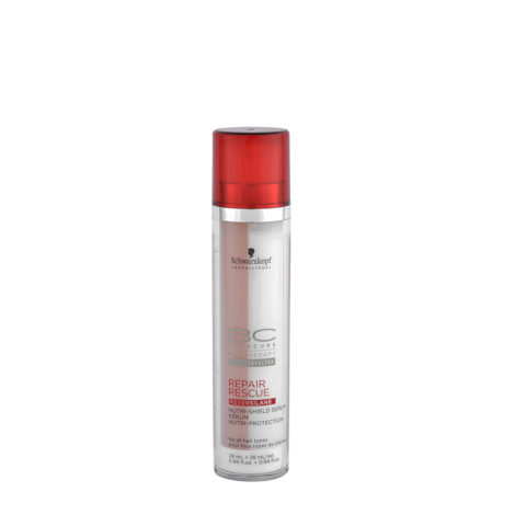 Schwarzkopf BC Bonacure Repair Rescue NutriShield Serum 28+28ml